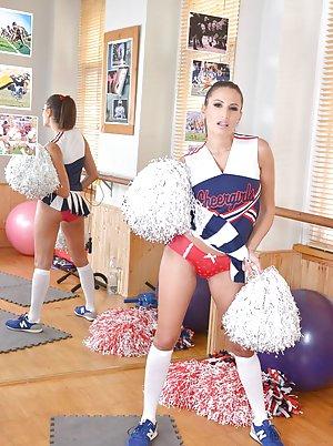 Cheerleader Porn